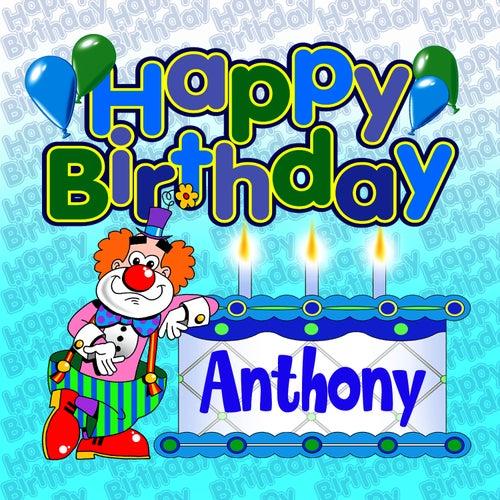Happy Birthday Anthony von The Birthday Bunch