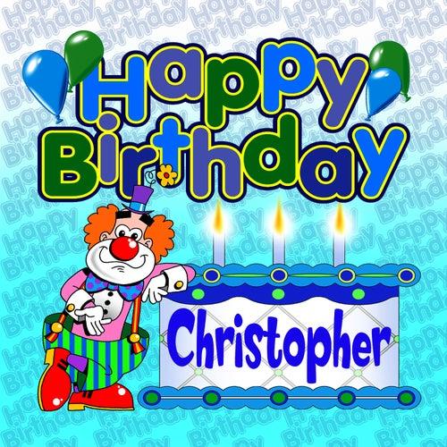 Happy Birthday Christopher von The Birthday Bunch