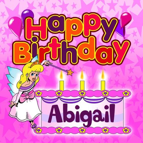 Happy Birthday Abigail von The Birthday Bunch