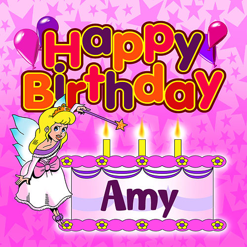 Happy Birthday Amy von The Birthday Bunch