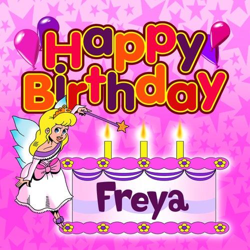Happy Birthday Freya von The Birthday Bunch