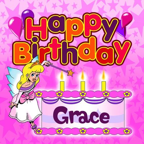 Happy Birthday Grace von The Birthday Bunch
