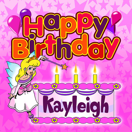 Happy Birthday Kayleigh von The Birthday Bunch
