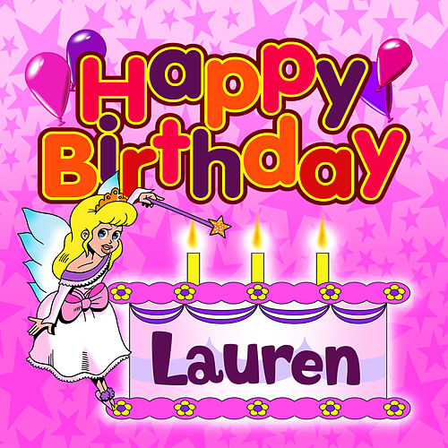 Happy Birthday Lauren von The Birthday Bunch