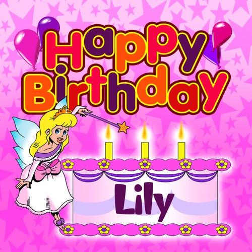 Happy Birthday Lily von The Birthday Bunch