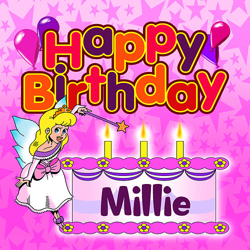 Happy Birthday Millie von The Birthday Bunch