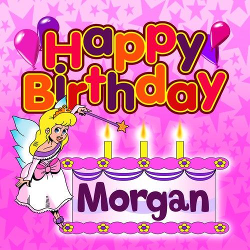 Happy Birthday Morgan von The Birthday Bunch