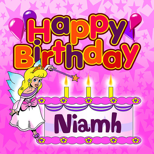 Happy Birthday Niamh von The Birthday Bunch