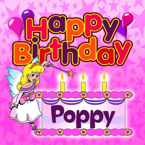 Happy Birthday Poppy von The Birthday Bunch