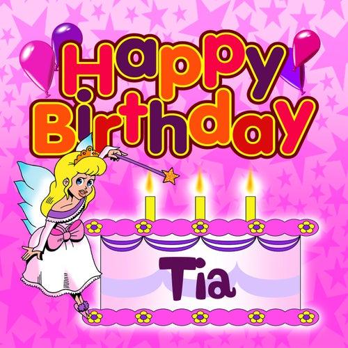 Happy Birthday Tia von The Birthday Bunch