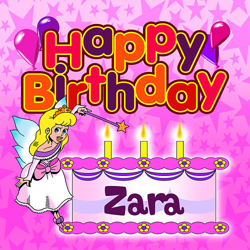 Happy Birthday Zara von The Birthday Bunch