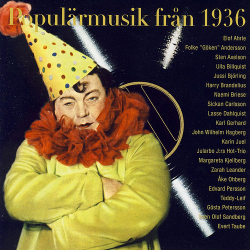 Popularmusik Fran 1936 von Various Artists