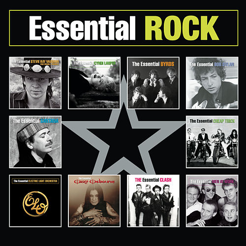 The Essential Rock Sampler de Various Artists