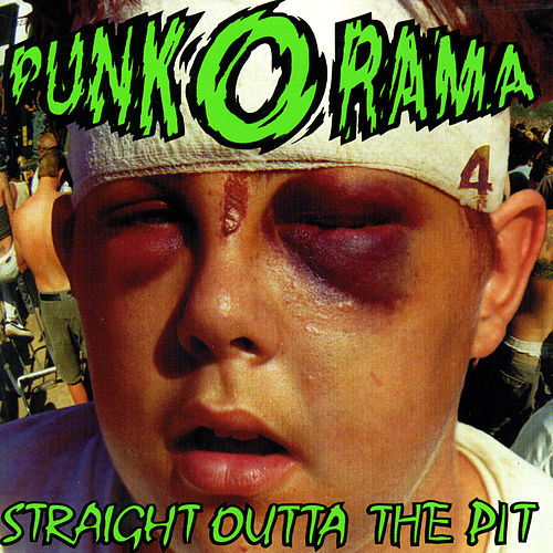 Punk-O-Rama 4: Straight Outta The Pit de Various Artists