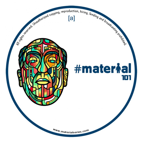 We Are Material de Various Artists