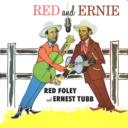 Red and Ernie de Red Foley