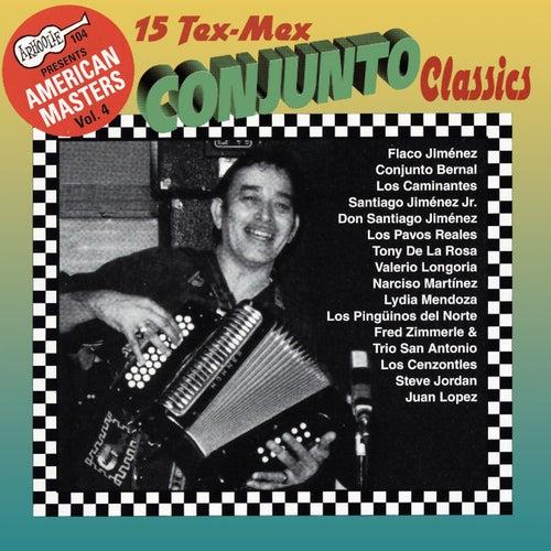 15 Tex-Mex Conjunto Classics de Various Artists