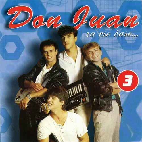 Za vse čase... 3 de Don Juan