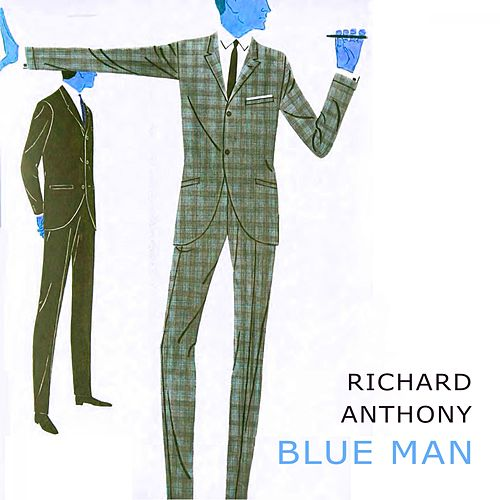 Blue Man by Richard Anthony