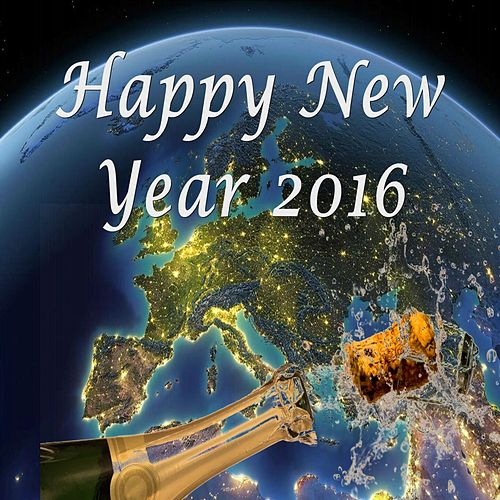 Happy New Year 2016 von Various Artists