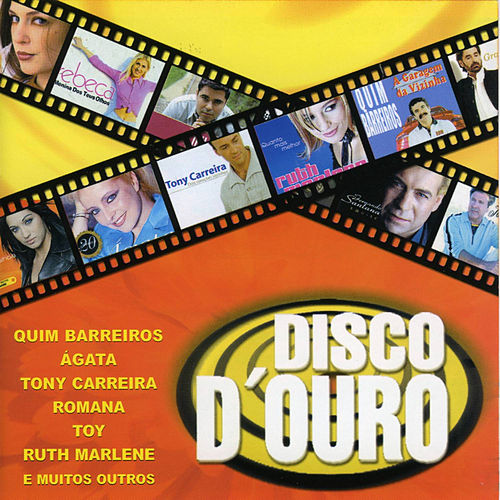 Disco d'Ouro by Various Artists