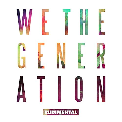 We The Generation (Deluxe Edition) by Rudimental