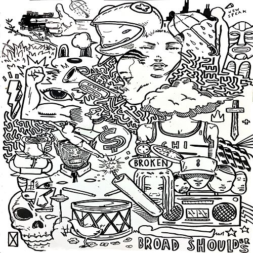 Broad Shoulders by Taylor Bennett