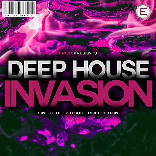 Deep House Invasion by Various Artists