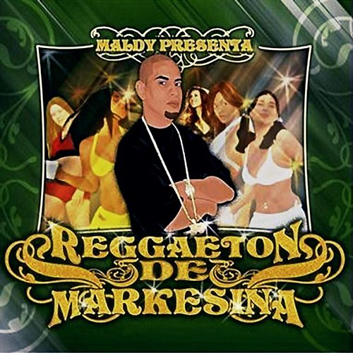 Reggaeton de Marquesina, Vol. 1 von Various Artists