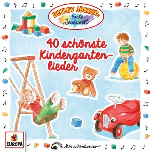 40 schönste Kindergartenlieder by Detlev Jöcker