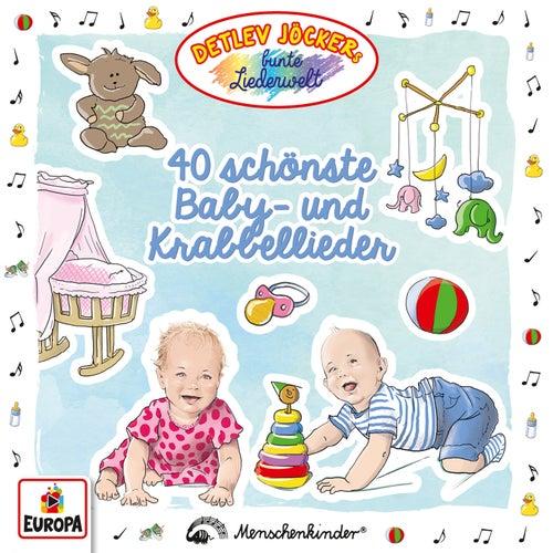 40 schönste Baby- und Krabbellieder by Detlev Jöcker