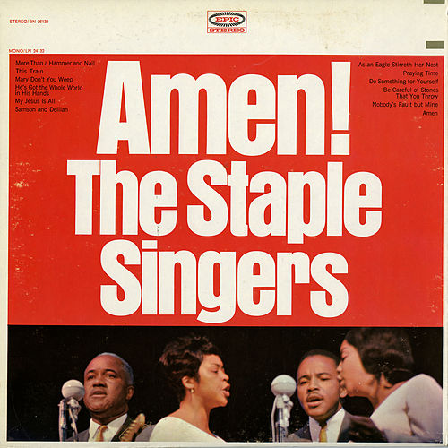 Amen! by The Staple Singers
