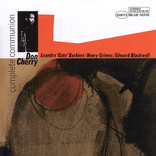 Complete Communion by Don Cherry