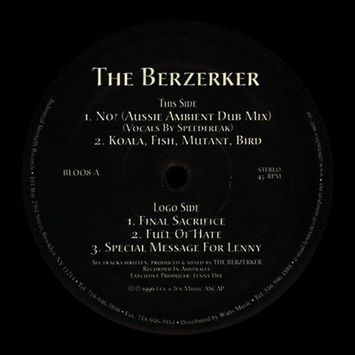 Berzerker de The Berzerker