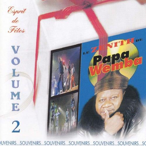 Le Zénith de Papa Wemba, vol. 2 (Live 1999) de Papa Wemba