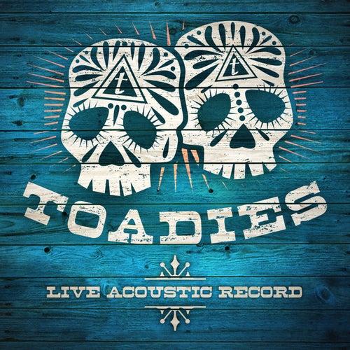 Toadies Live Acoustic Record von Toadies