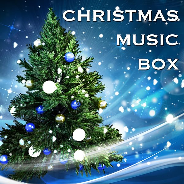 Relaxing Christmas Music.Christmas Music Box Relaxing Christmas Songs With By