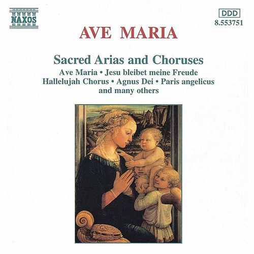 Ave Maria - Sacred Arias and Choruses von Various Artists