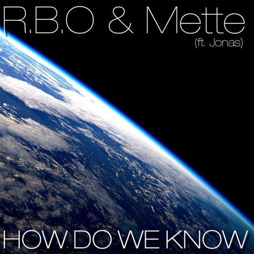 How Do We Know (feat. Jonas) de R.B.O