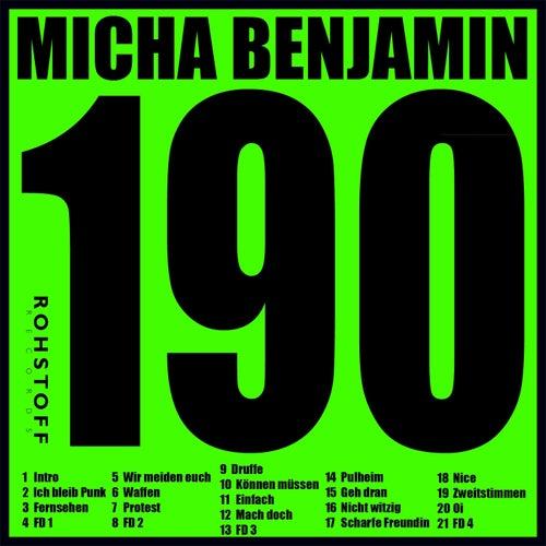 190 by Micha Benjamin