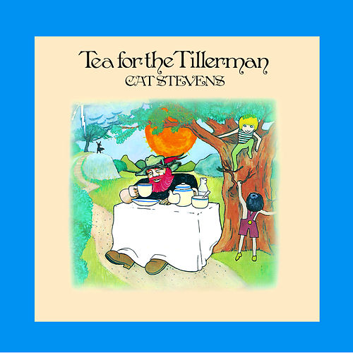 Tea For The Tillerman von Yusuf / Cat Stevens