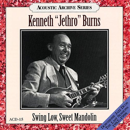 Swing Low, Sweet Mandolin de Jethro Burns
