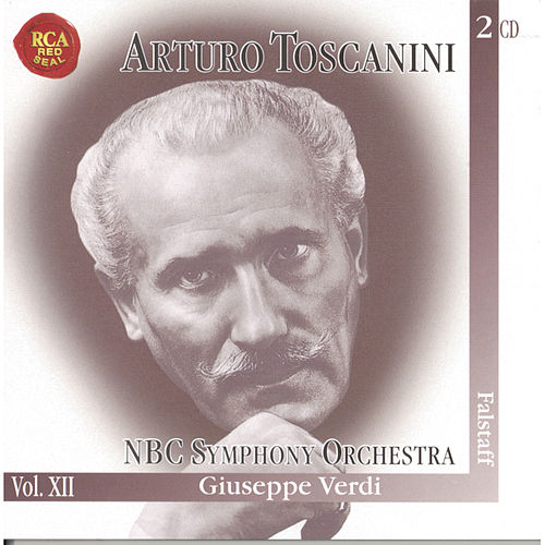 Verdi: Falstaff de Arturo Toscanini