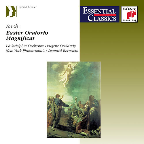 Bach: Easter Oratorio & Magnificat in D Major von New York Philharmonic