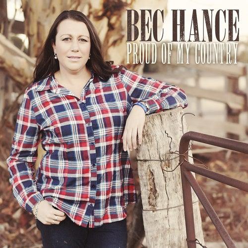 Proud of My Country van Bec Hance