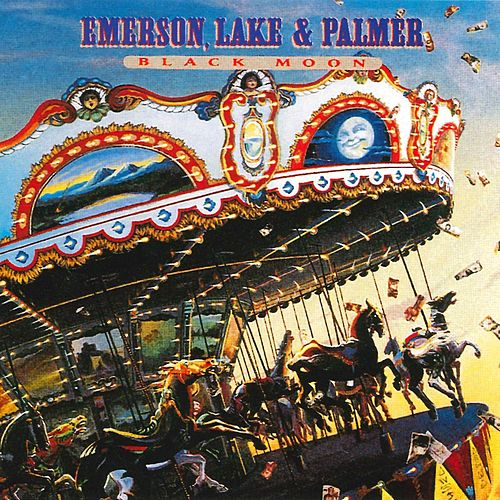 Black Moon by Emerson, Lake & Palmer