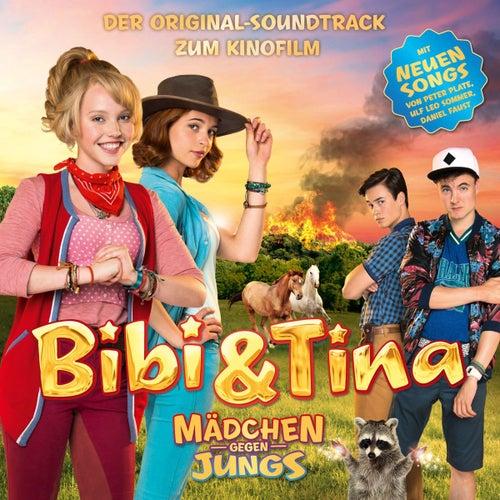 Bibi und Tina - Mädchen gegen Jungs (Soundtrack zum 3. Kinofilm) von Various Artists