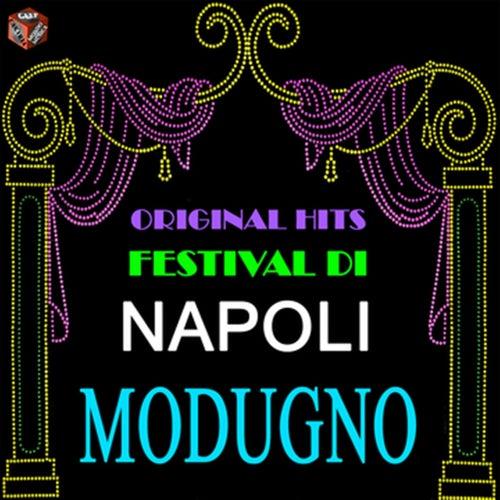 Original Hits Festival di Napoli: Domenico Modugno di Domenico Modugno