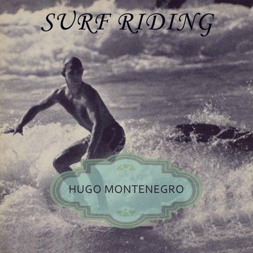 Surf Riding by Hugo Montenegro