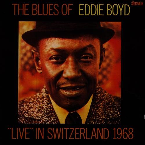 Live In Switzerland de Eddie Boyd